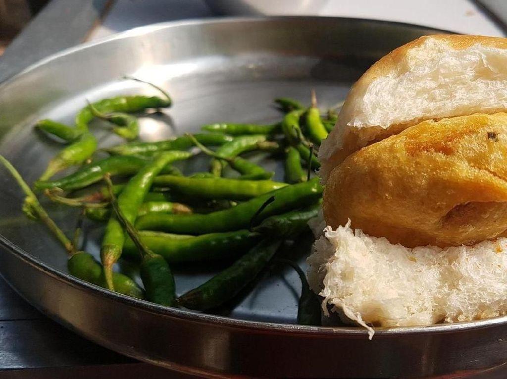 Foto: Kuliner India Ini Mengalahkan Burger McDonalds