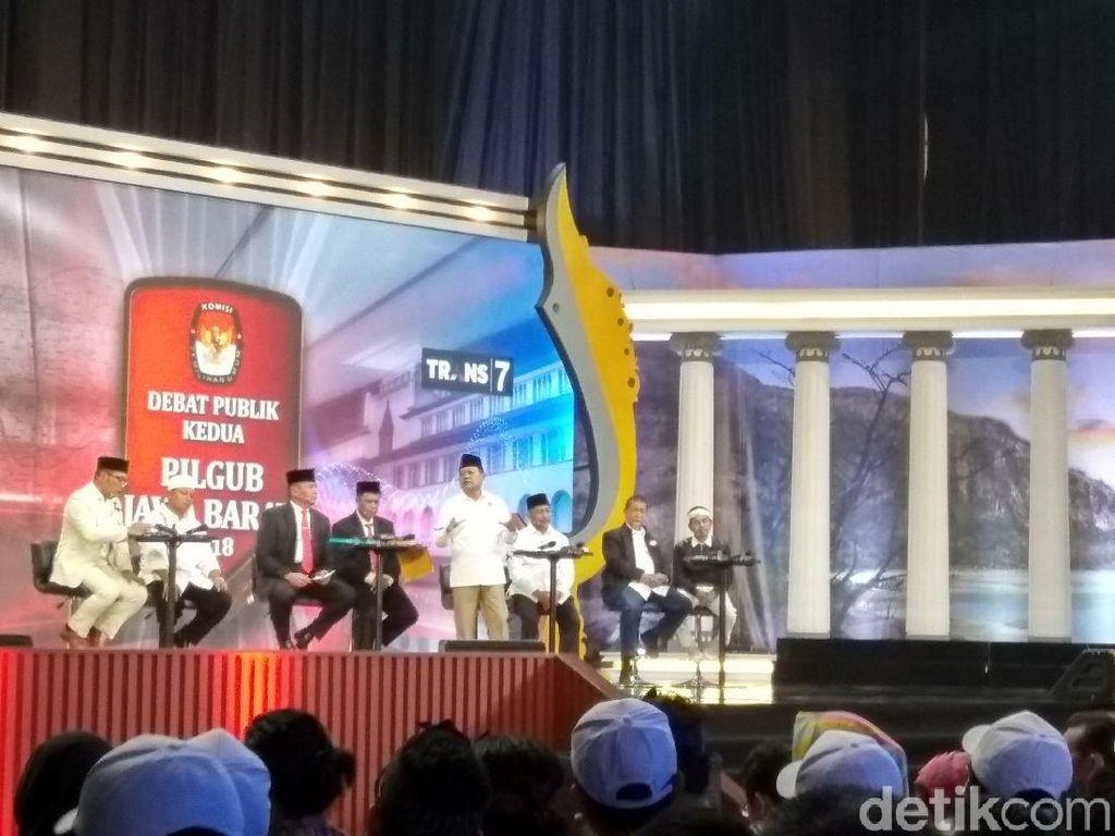 Beda Sudrajat dan Ridwan Kamil Soal Pemberdayaan Petani