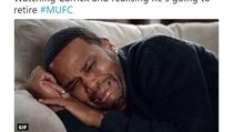 Parade Meme Iringi Kepergian Carrick dan Wenger