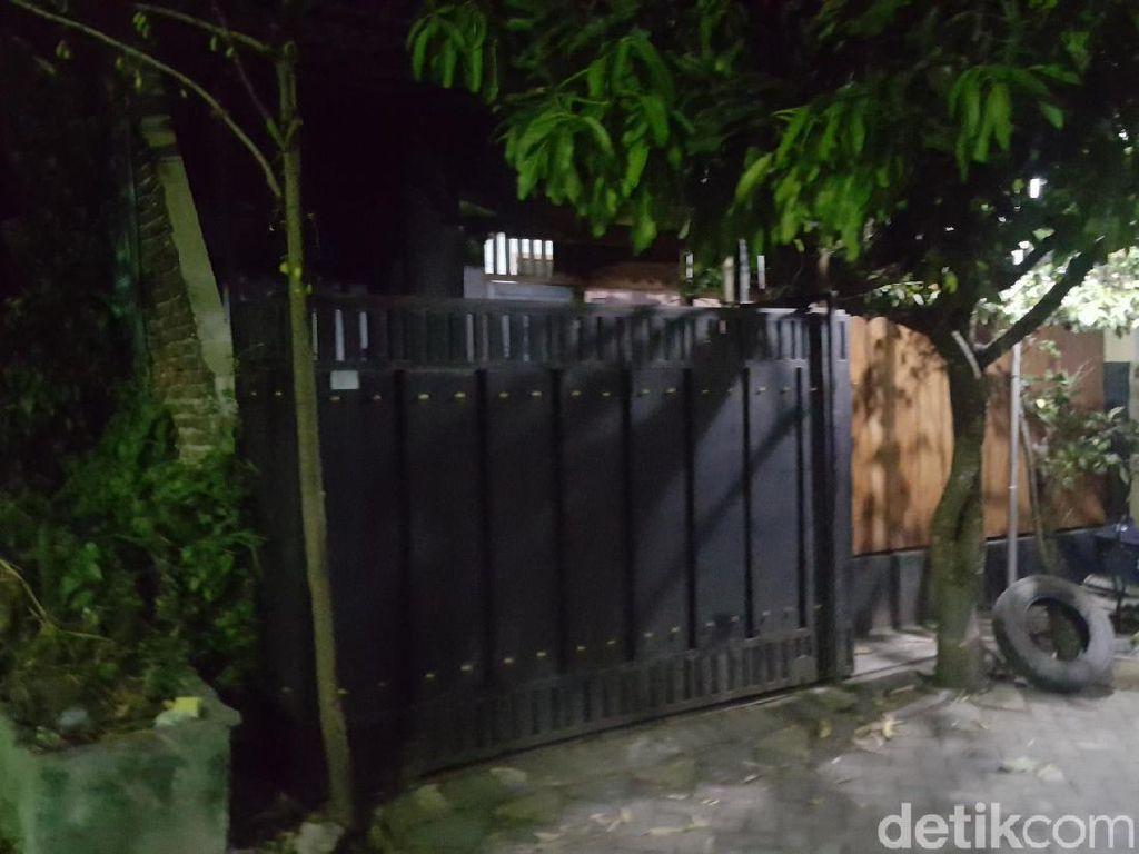 Garis Polisi di Rumah Penjual Kerupuk Dicopot, Tak Terkait Teror