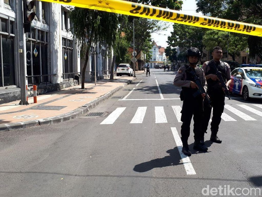12 Negara Sudah Ingatkan Warganya Soal Teror Bom di Indonesia