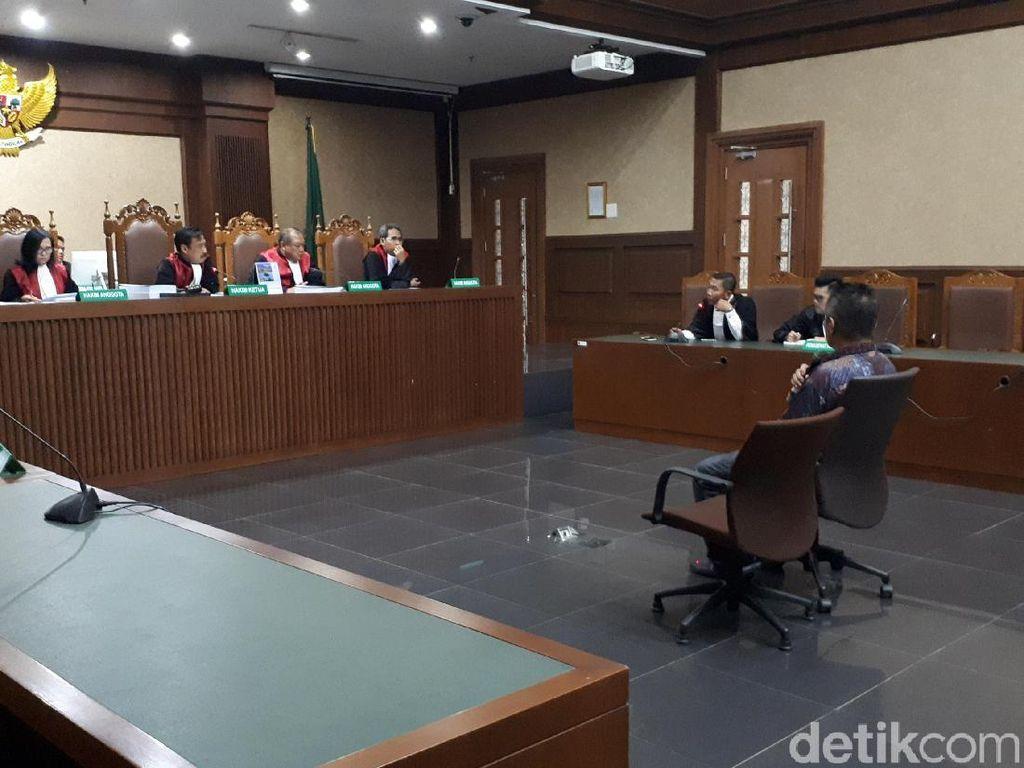 Penyuap Bupati HST Dituntut 3 Tahun Penjara