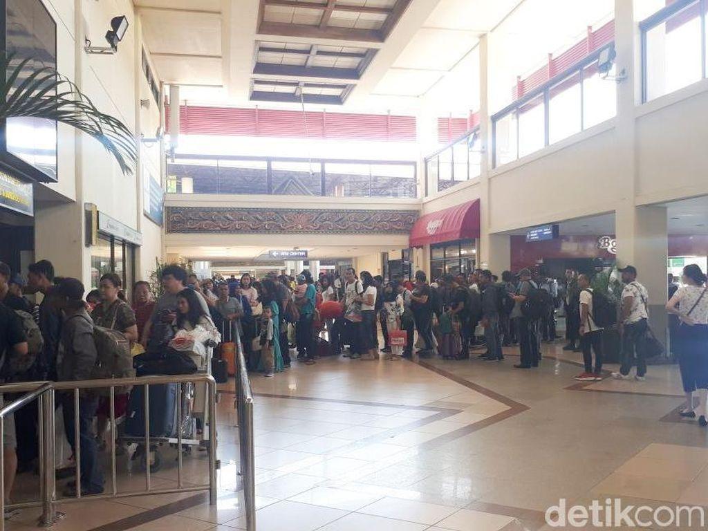 Kejar 15 Juta Penumpang, Terminal Bandara Juanda akan Diperbesar