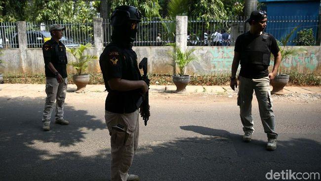 polisi cari penyebar isu hoax bom di duren sawit karer