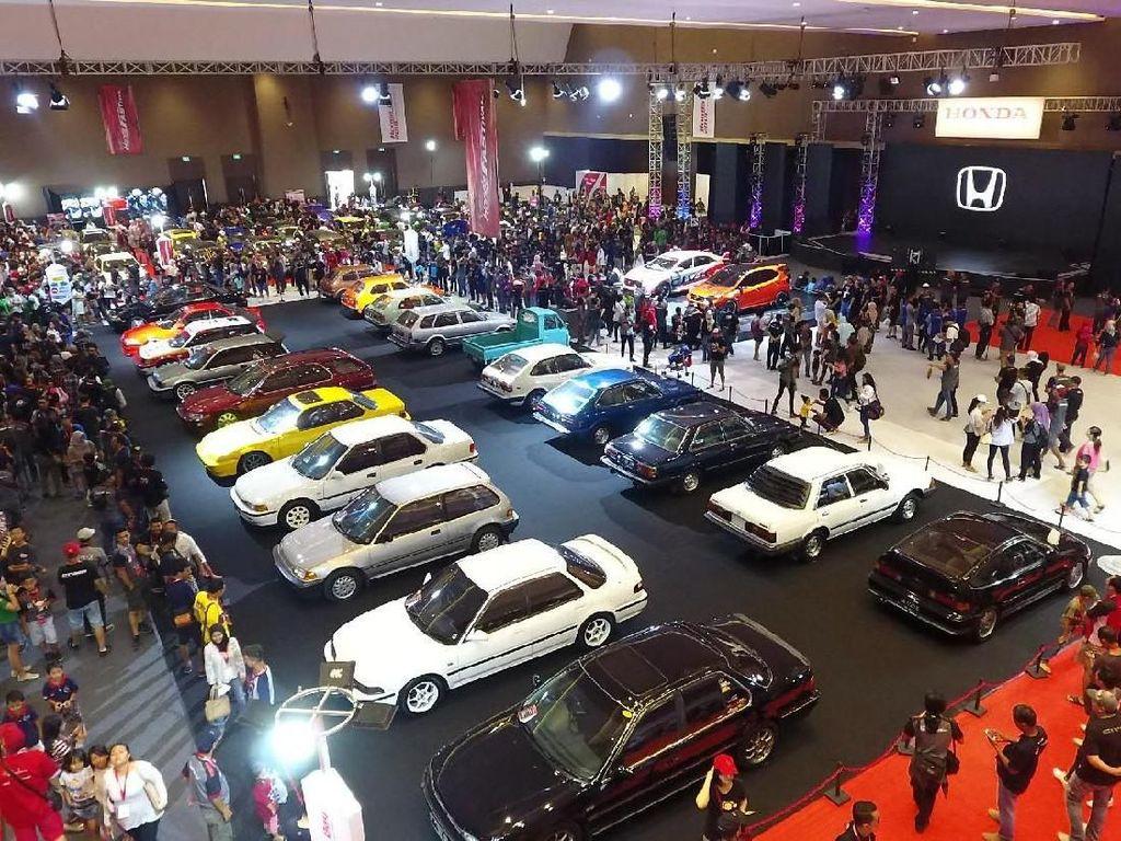 Pesta Pencinta Mobil Honda