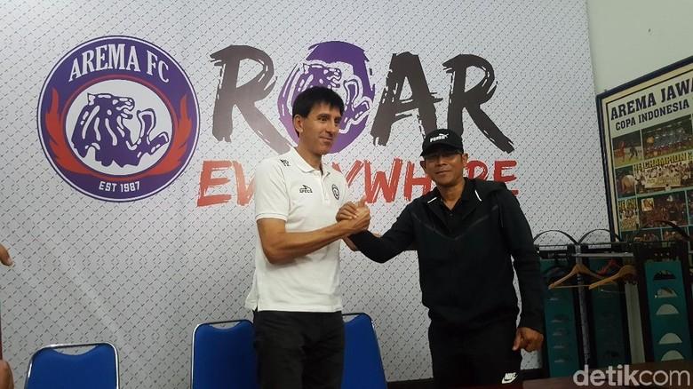 Arema FC Siapkan Tugas Baru untuk Joko Susilo