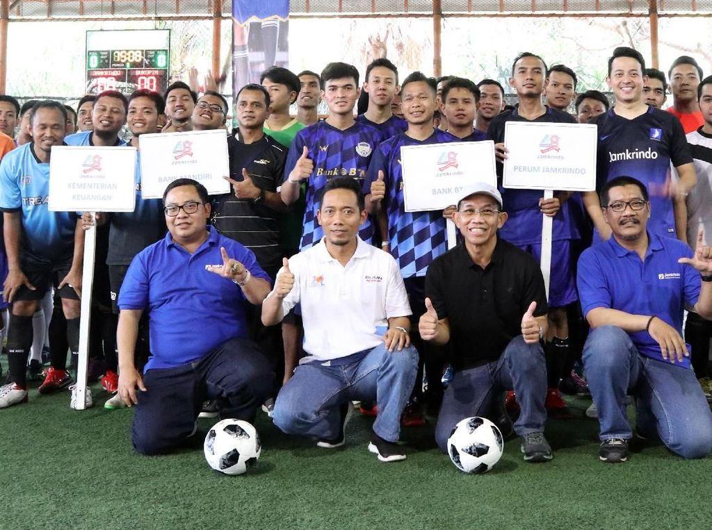 Kompetisi Futsal Jamkrindo