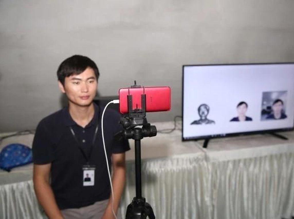 Oppo Demokan Panggilan Video 5G Pertama di Dunia