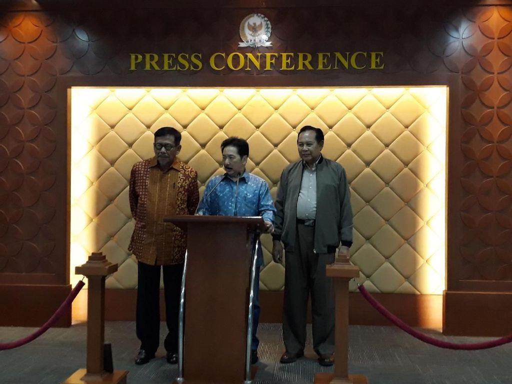 Teror Bom di Surabaya, MPR: Brutal dan Biadab