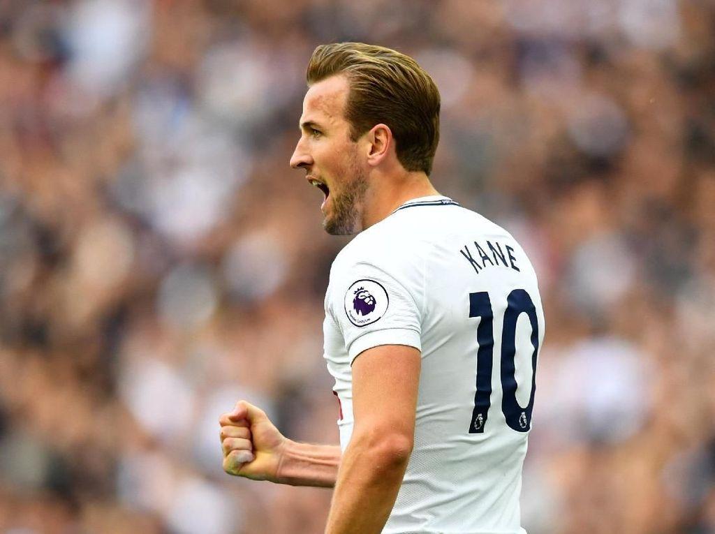 Kebanggaan Kane Pimpin Inggris di Piala Dunia 2018