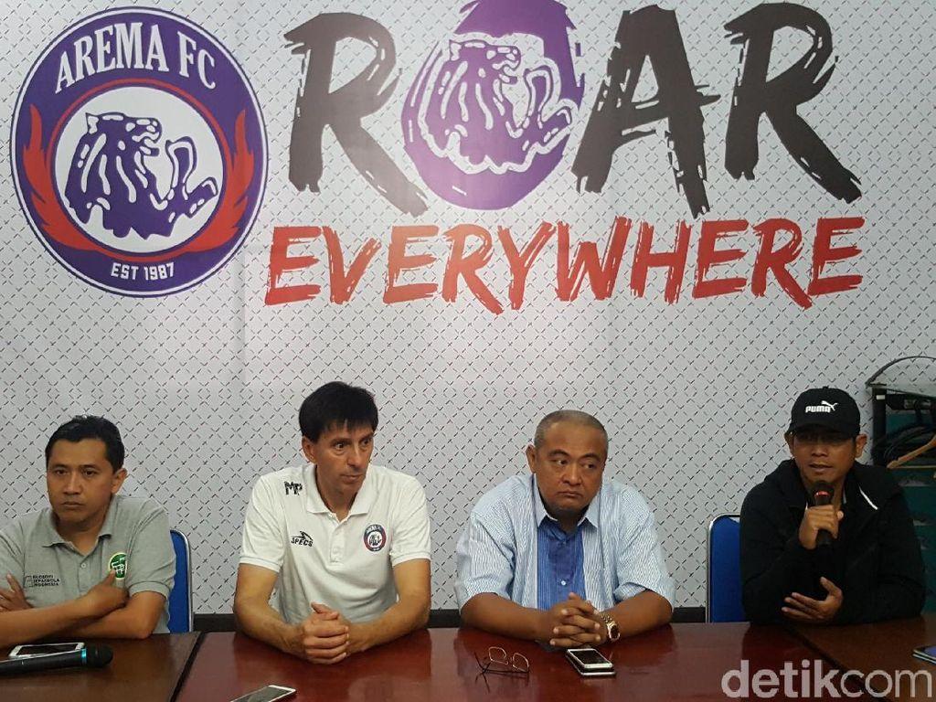 Dipecat Arema FC, Joko Susilo Ingin Bersama Keluarga