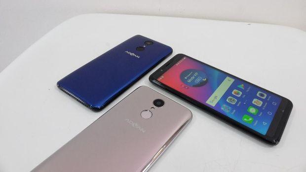 Ini Amunisi Baru Advan Lawan Samsung dan Xiaomi