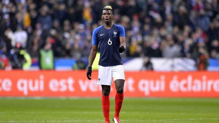 Paul Pogba mengungkap misi khusus di Piala Dunia 2018 (Foto: Aurelien Meunier/Getty Images)
