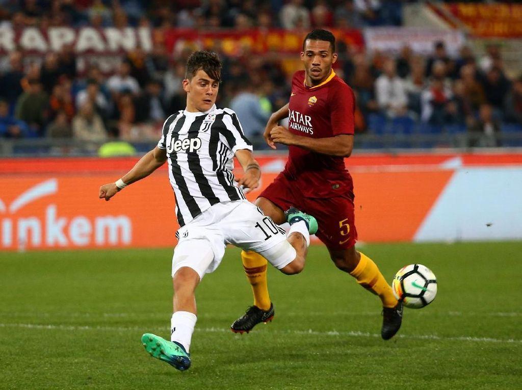 Foto: Juventus Kunci Scudetto, Turin Berpesta