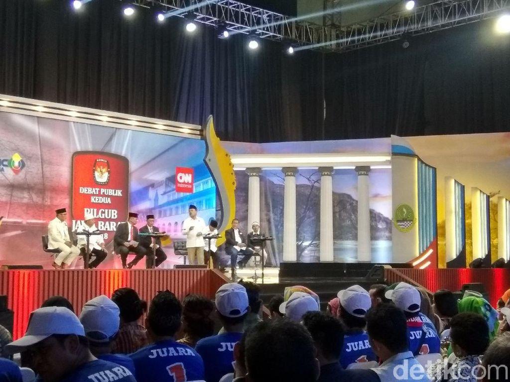 Debat Soal Citarum dengan Ridwan Kamil, Deddy Mizwar Balik Badan
