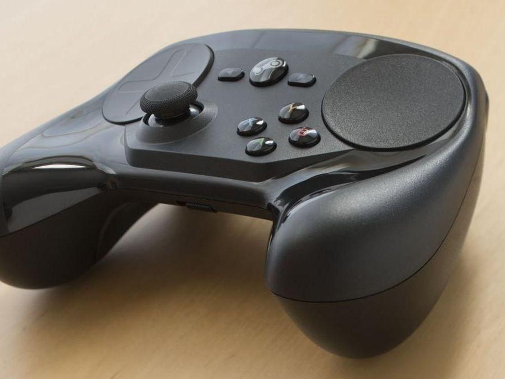 Steam Controller Bisa Dipakai Main Game Mobile