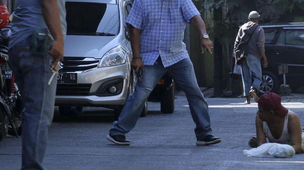 Empat Pelaku Tewas dalam Serangan di Mapolrestabes Surabaya