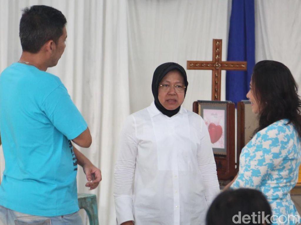 Cegah Terorisme di Surabaya, Risma akan Kuatkan Sistem RT/RW