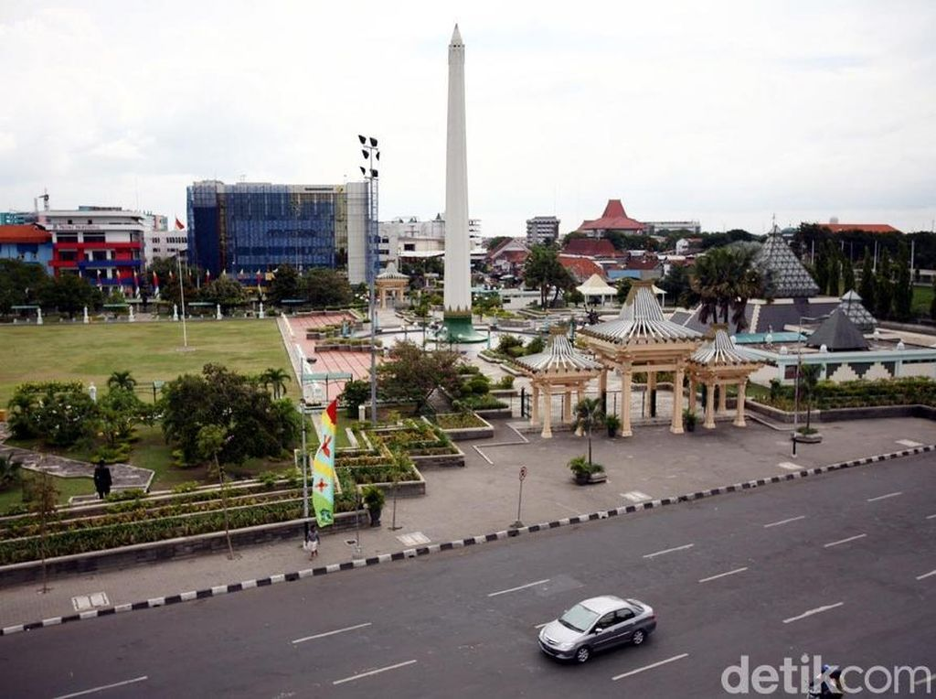 10 Tempat Wisata Surabaya yang Hits dan Wajib Dikunjungi
