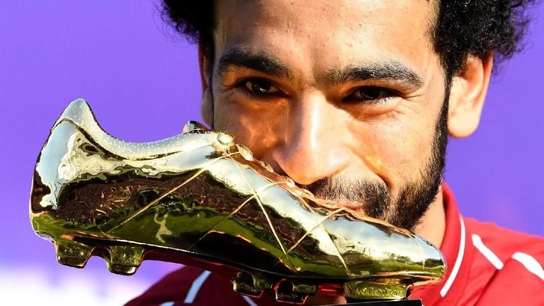 Bikin 32 Gol Musim Ini, Mohamed Salah Masih Bisa Lebih Baik Lagi