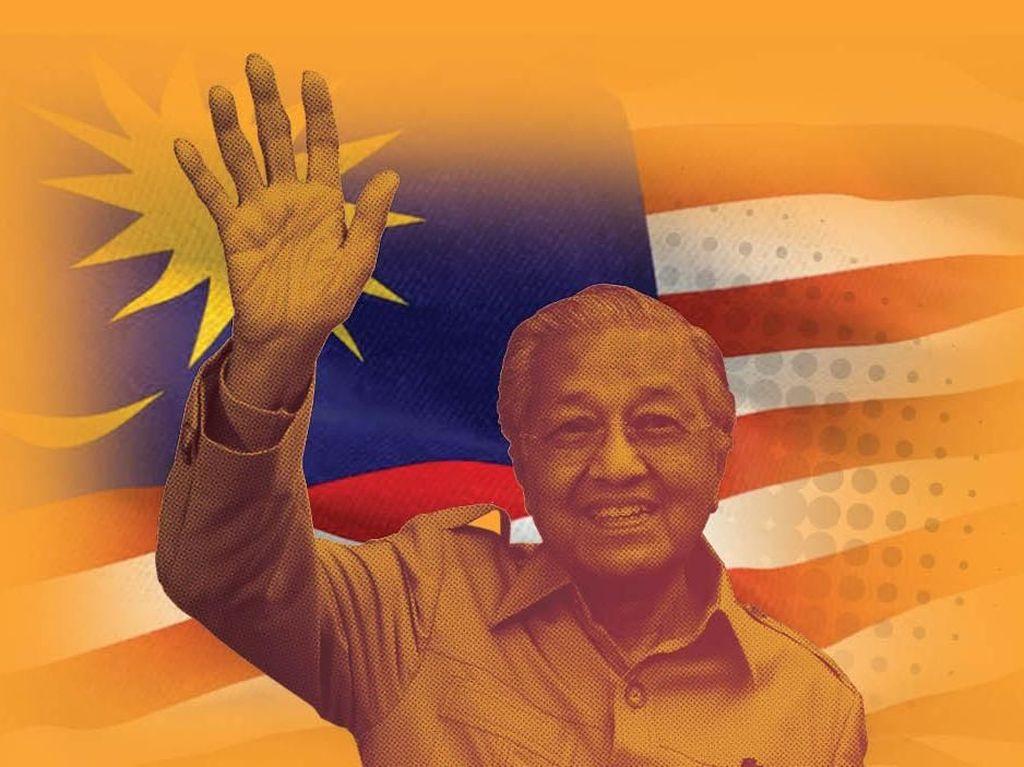 Aksi Mahathir di Pekan Pertama