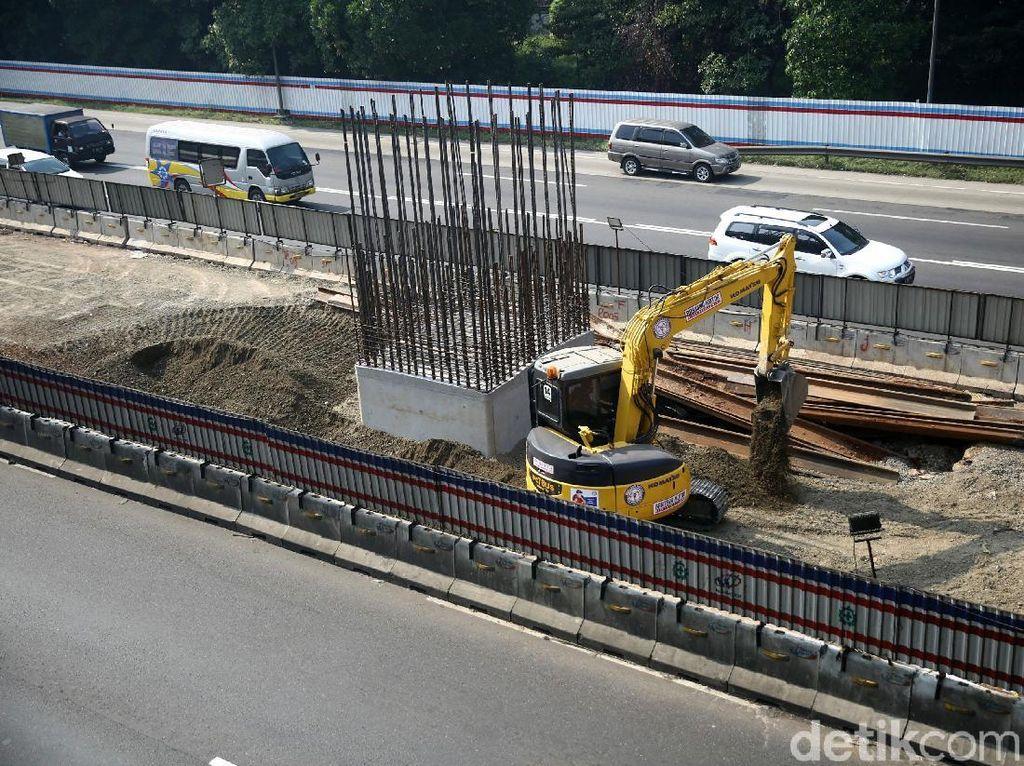 Proyek Infrastruktur di Jalur Mudik Disarankan Disetop Dahulu