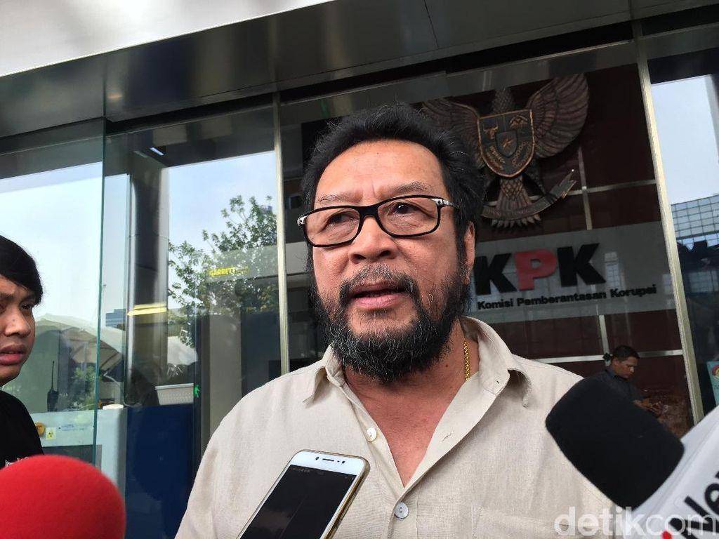 Yorrys Mengaku Diklarifikasi KPK soal Rp 1 M dari Fayakhun