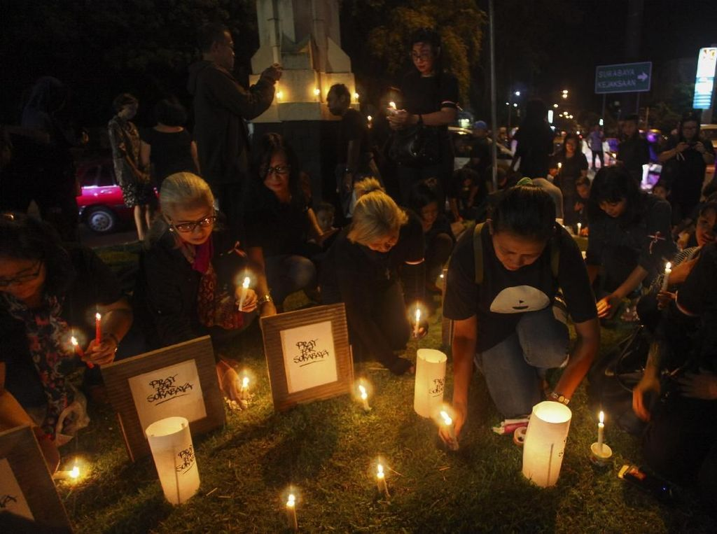 5 Tips Menjaga Kondisi Kejiwaan Pasca Teror Bom di Surabaya