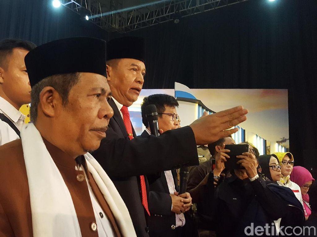 Kaus #2019GantiPresiden Bikin Ribut, Hasanuddin Tenangkan Pendukung