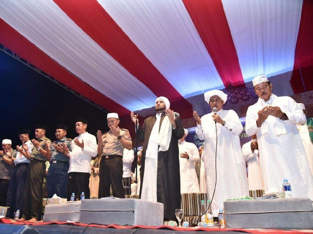 Polda Kalsel Gelar Selawat Jelang Bulan Ramadan dan Pilkada