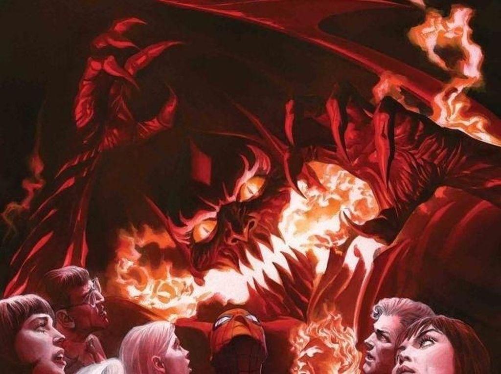 Komik Amazing Spider-Man Volume 800 Pecahkan Rekor Pre-order