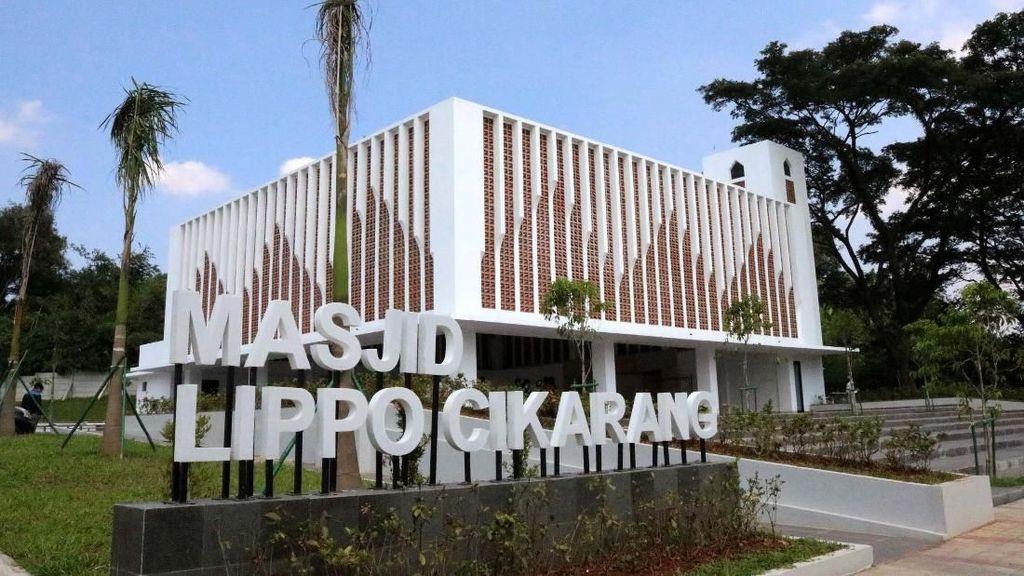 Lippo Cikarang Resmikan Pembangunan Masjid