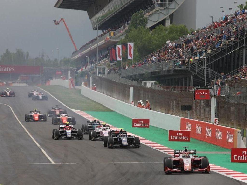 Prema Racing Pede Hadapi Balapan di Monako