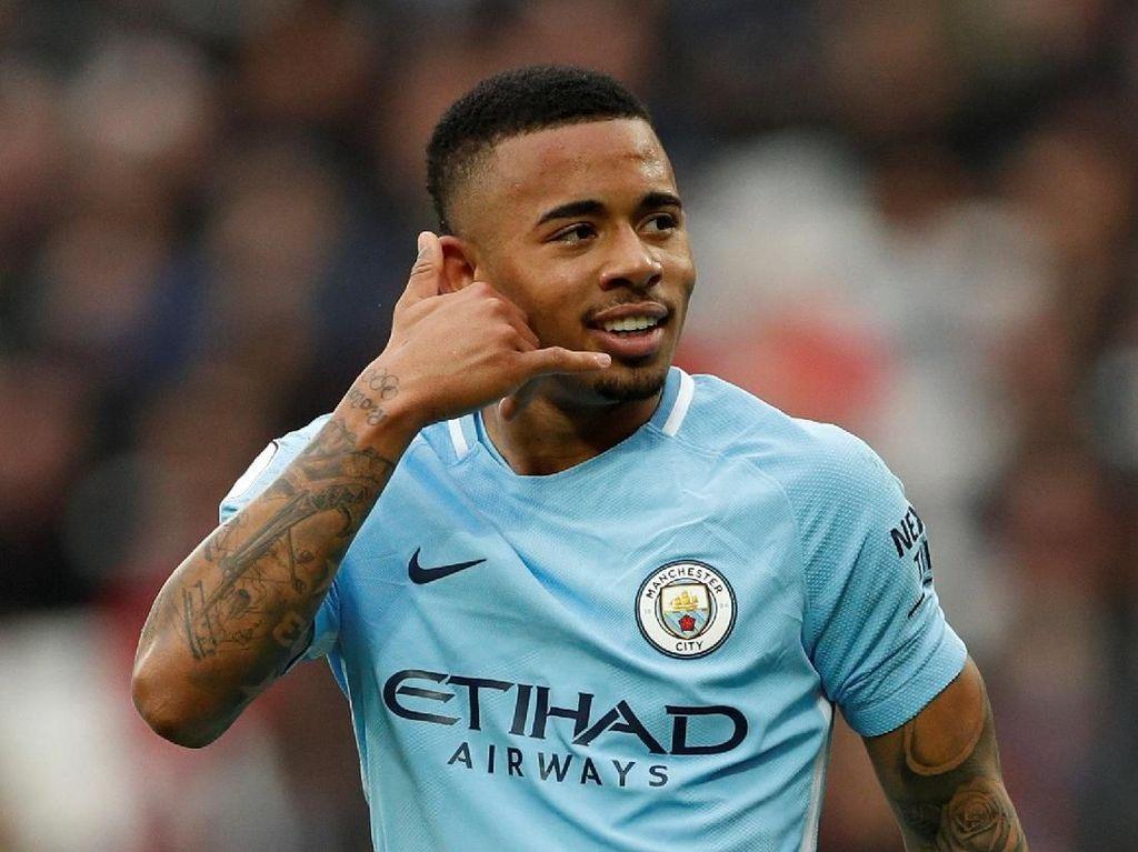 Gabriel Jesus Bersama Manchester City Sampai 2023
