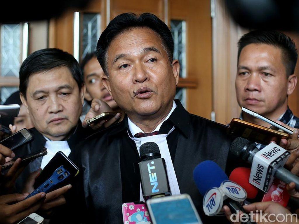 Yusril: Gerindra-PKS-PAN Ingin PBB Masuk Liang Lahad