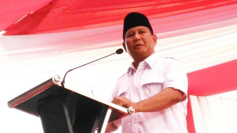 Pro Kontra Kritik Prabowo ke Pemerintahan Jokowi