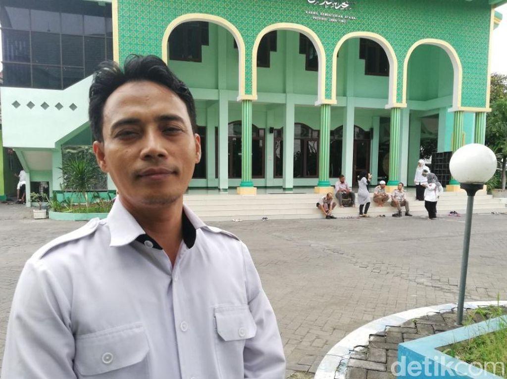 Kemenag Jatim Bantah Istri Terduga Teroris Pegawainya
