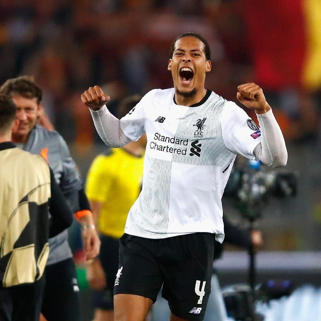 Van Dijk: Liverpool Mesti Pede dan Berani di Final Liga Champions