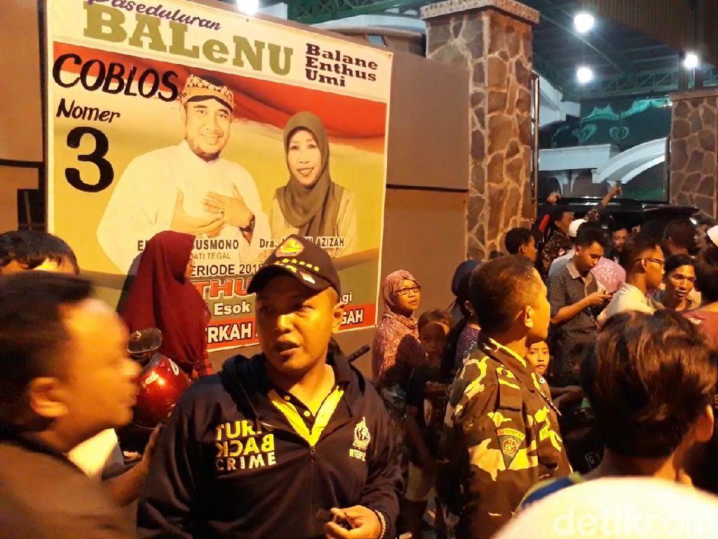 Pengganti Ki Enthus Sebagai Cabup Tegal, Gerindra: Tunggu PKB