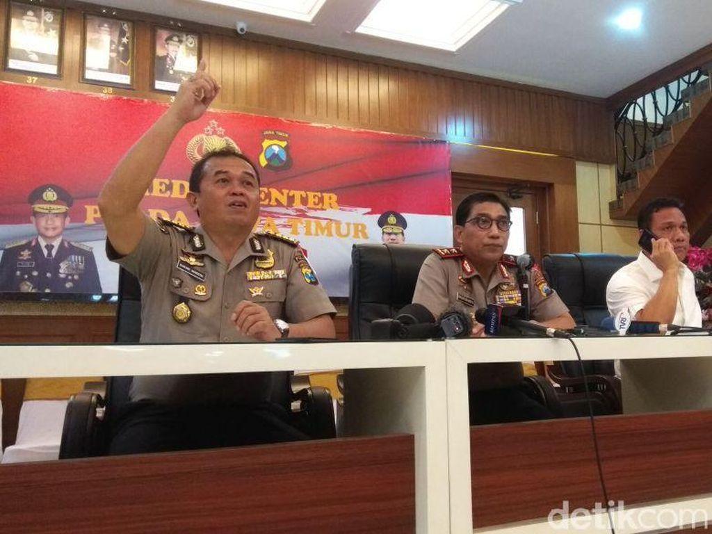 Viral Bomber Gereja di Surabaya Masih Hidup, Polisi: Hoax