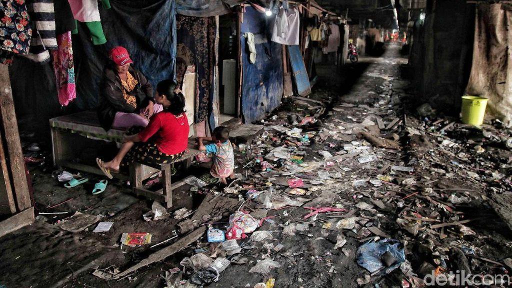 Potret Kemiskinan yang Kata BPS Terendah Sepanjang Sejarah