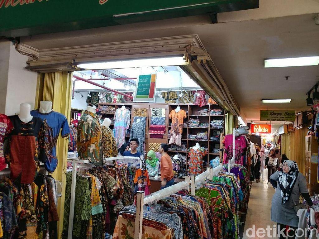Pemkot Bandung Ambil Alih Pengelolaan Pasar Baru