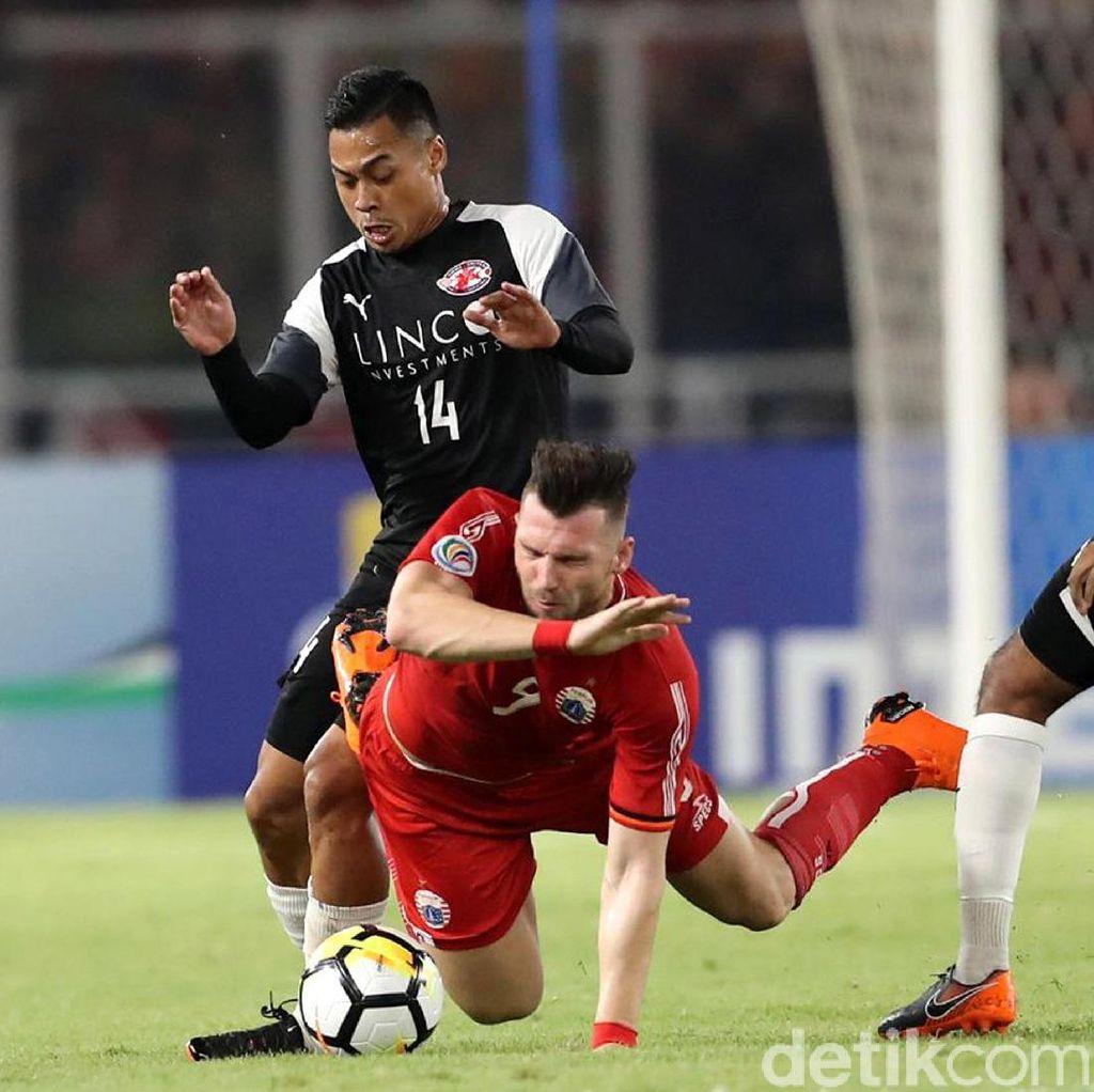 Ini Kunci Kemenangan Home United Atas Persija