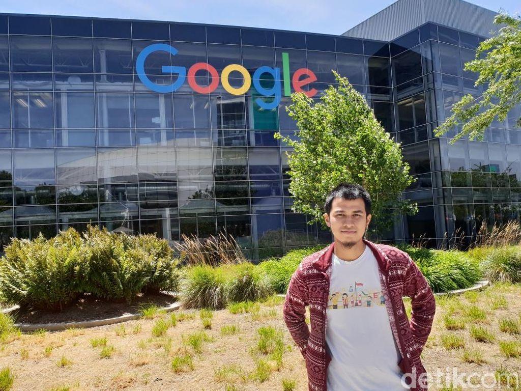 Pemuda Riau Pegawai Google Amerika & Ontel Kesayangannya