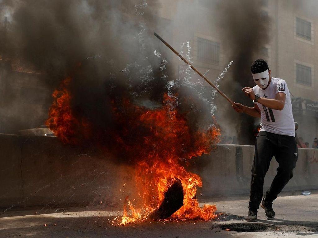 58 Warga Palestina Ditembak Mati Israel, Turki Berkabung 3 Hari