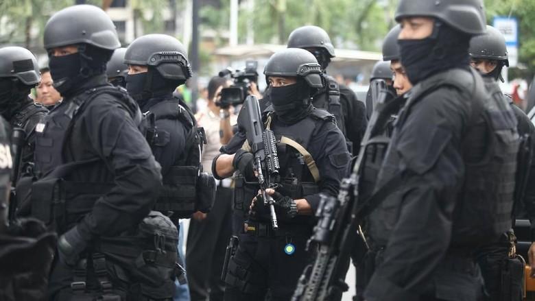 Lagi, Terduga Teroris Ditangkap di Riau