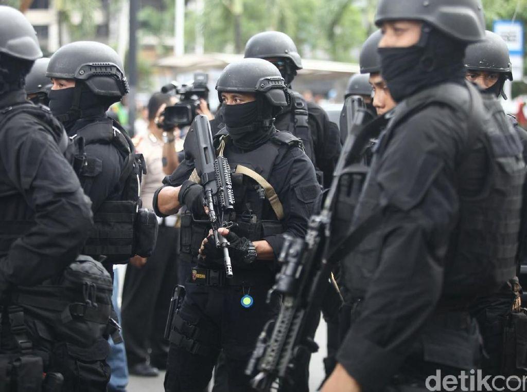 1 Terduga Teroris Jaringan JAD Ditangkap di Temanggung Jateng