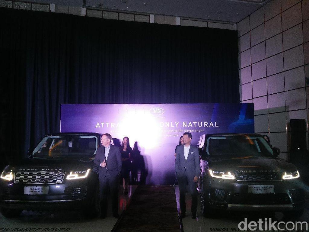 Dua SUV Mewah Asal Inggris Meluncur di Indonesia