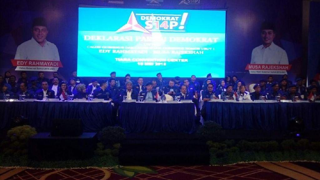 Hening Cipta Korban Bom Surabaya di Deklarasi Dukungan Eramas