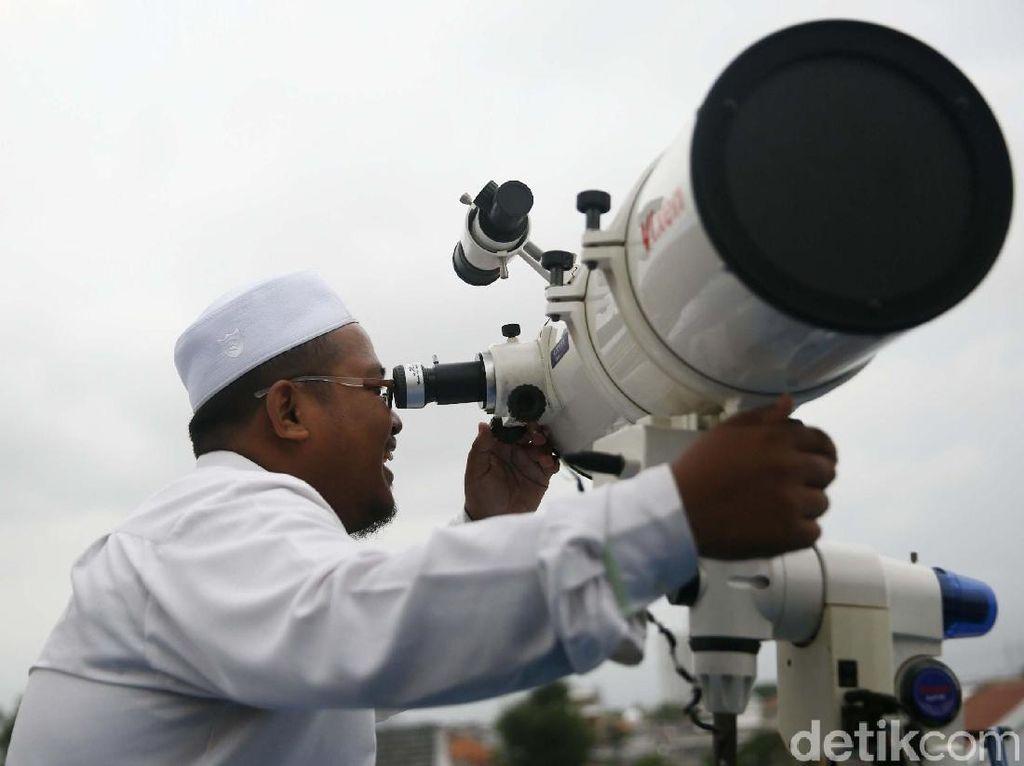 Pandemi Corona, Ini Aturan Kemenag bagi Petugas Rukyatul Hilal 1 Ramadhan